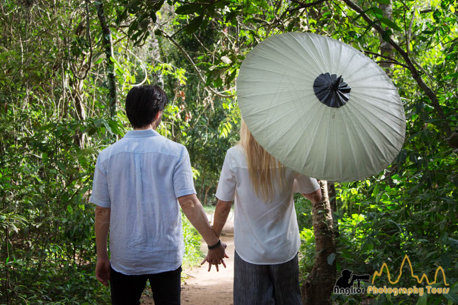 Angkor Couple Photography Tour