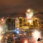 Manila new year fireworks photography tour