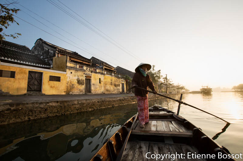 boat hoi an photography tour