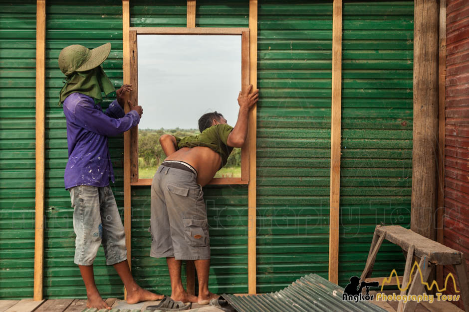 siem reap photography tour construction site