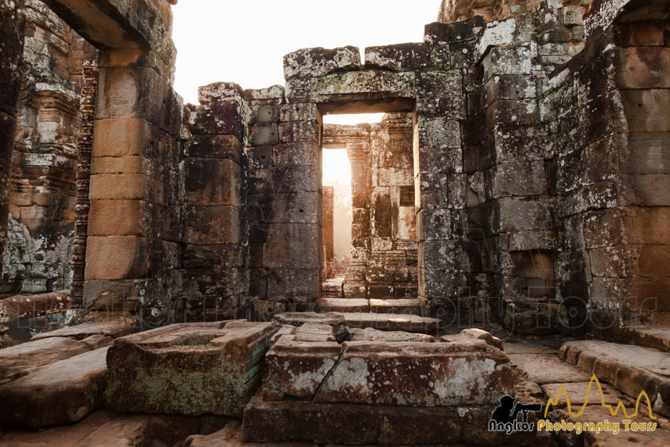 bayon temple photography
