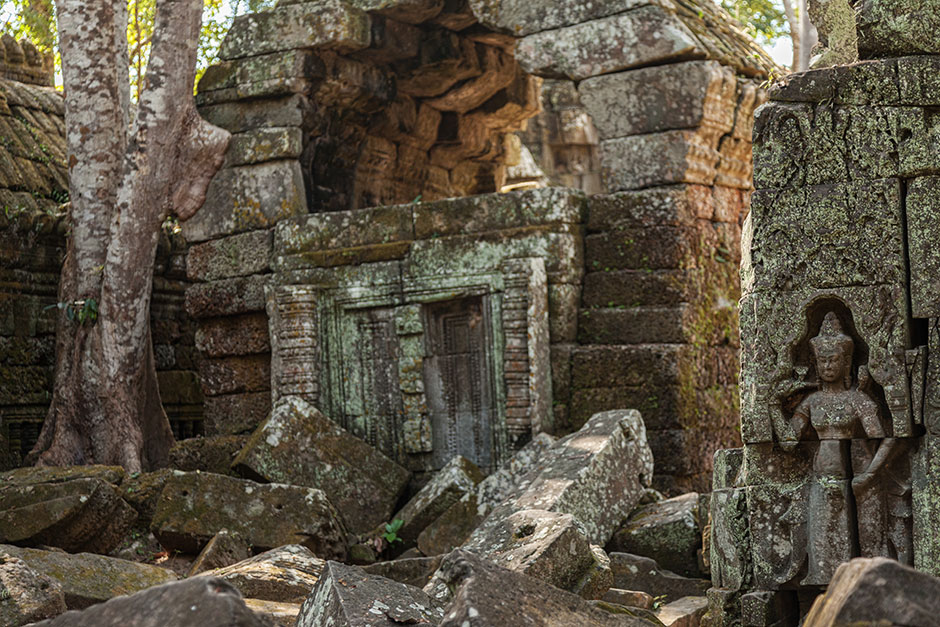 angkor temples photography