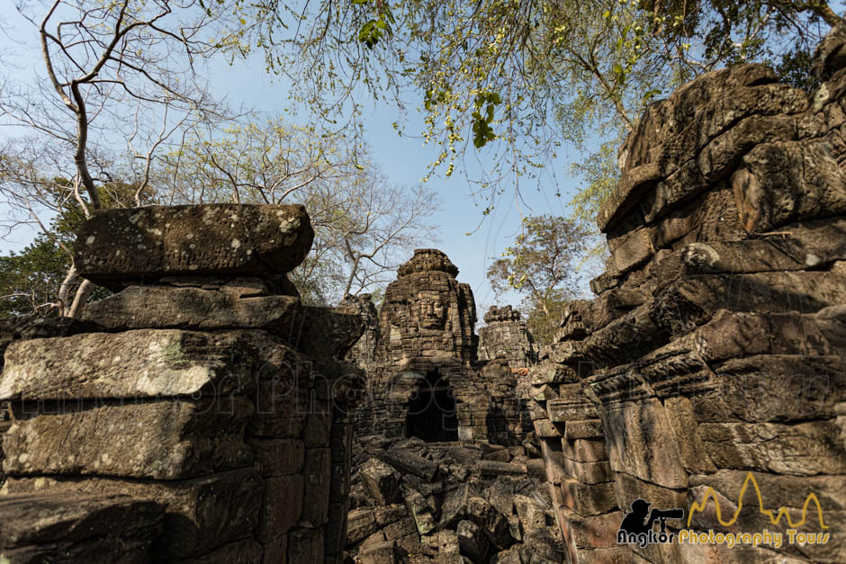 face tower 18 banteay chhmar