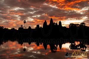 Angkor Wat sunrise photography tour