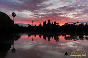 angkor wat sunrise reflection angkor photography tours