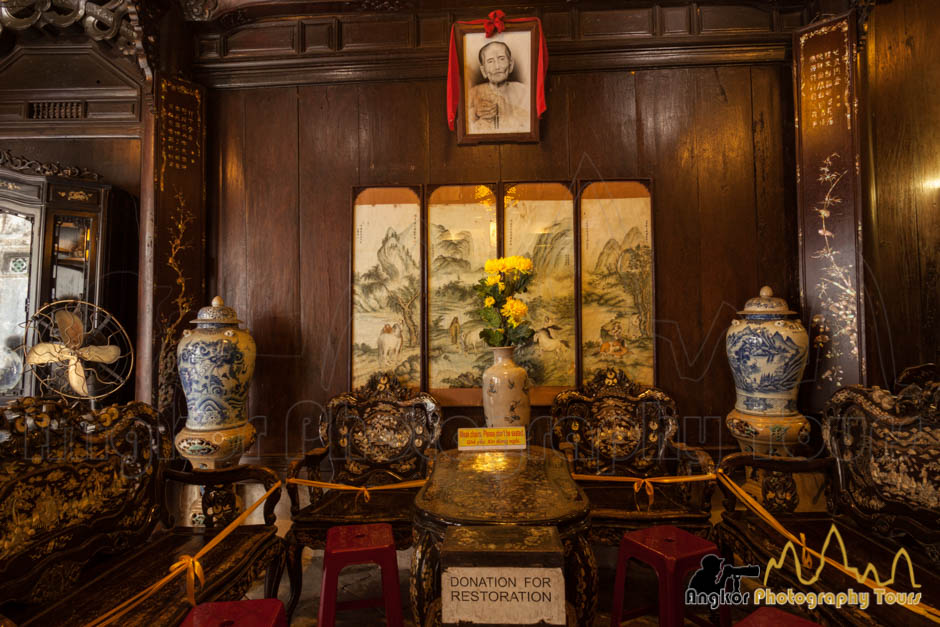 Tan Ky Old House Hoi An Photography Tours