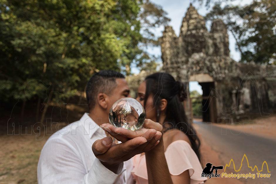 Glass Ball Photography Tips